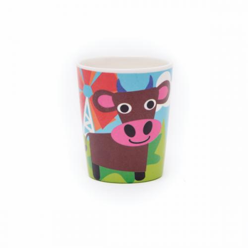 כוס לילדים פרה