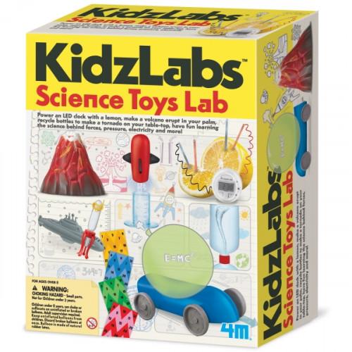 משחקי מדע - הערכה המורחבת