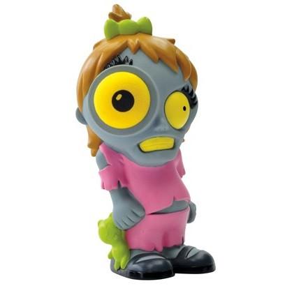 Squeeze Popper בובה מטורפת יורה כדורים -ילדה זומבי