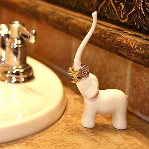 פיל לבן לטבעות