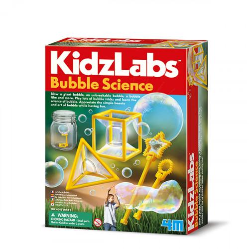 מדע בפעולה- הבועות