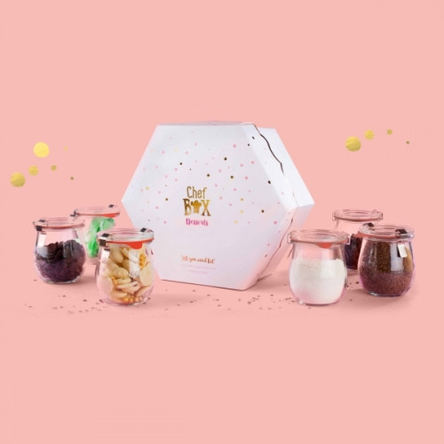 מארז Chef Box Desserts