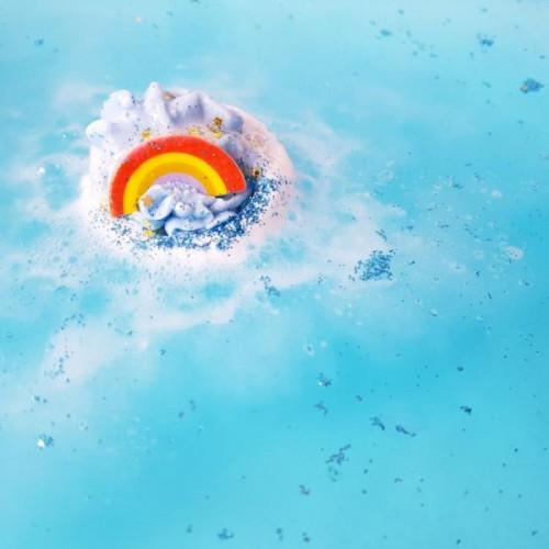 פצצת אמבטיה Over The Rainbow