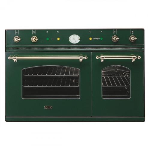Nostalgie D900N -תנור בנוי 2 תאים