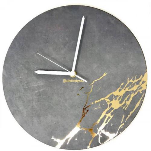 שעון קיר מעוצב  Stop the moment