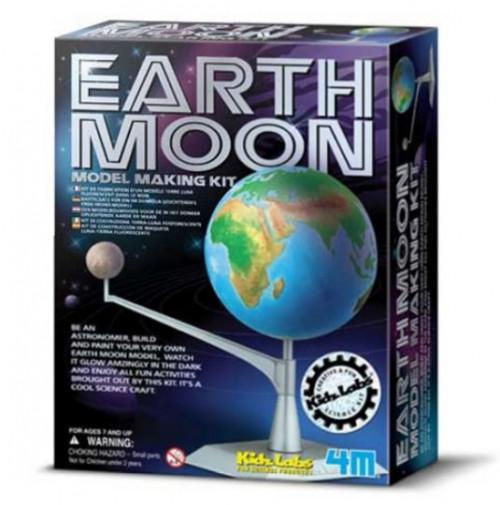 מעבדת הילדים - כדור הארץ והירח