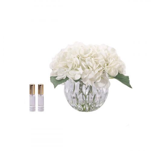 מפיץ ריח עגול HYDRANGEAS WHITE