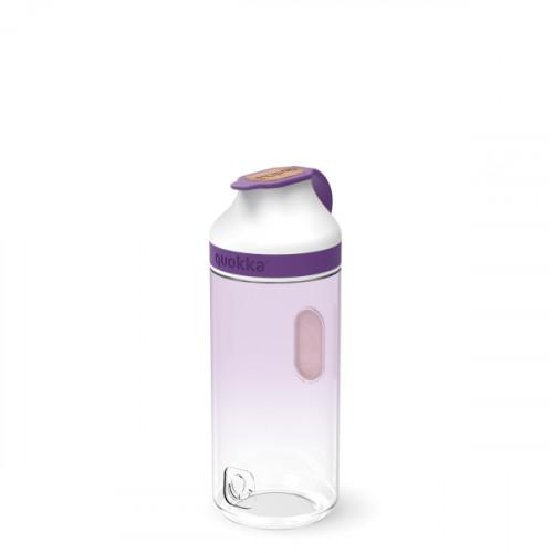 בקבוק מעוצב QUOKKA MINERAL LILAC