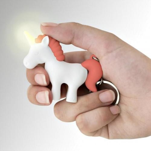 מחזיק מפתחות - חד קרן