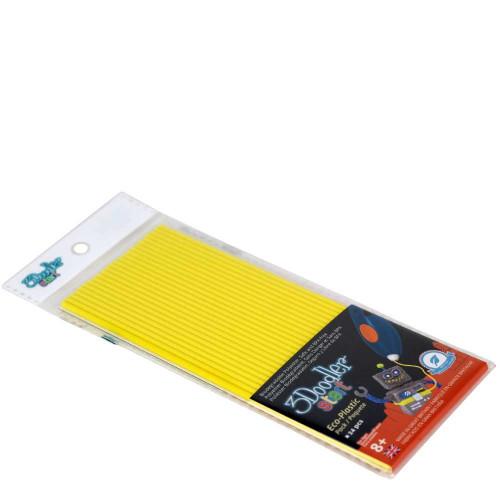 מארז  מילויים לעט תלת מימד  Doodler Start - צהוב