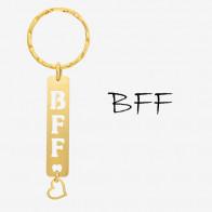 מחזיק מפתחות - BFF