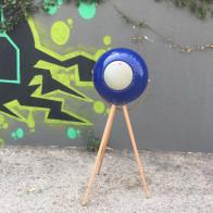 רמקול בלוטוס UB+ EUPHO E3 -כחול