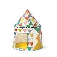 אוהל קרקס צבעוני למשחק DJECO