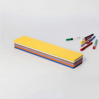 פד למקלדת - 60 דפים צבעוניים מודפסים בגריד יחודי