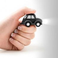 מחזיק מפתחות - מכונית (מיקס צבעים)