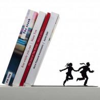 "Runaway Bookend תומך ספרים מקסים- ""בורחים"""
