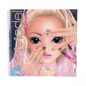 Top Model Hand Designer - חוברת עיצוב