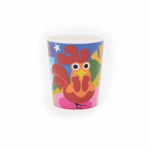 כוס לילדים תרנגול