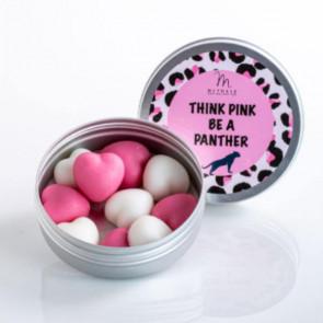 לבבות סבון - Think Pink be a Panther