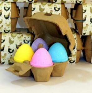 מארז פצצות אמבטיה - Egg Bath Bombs