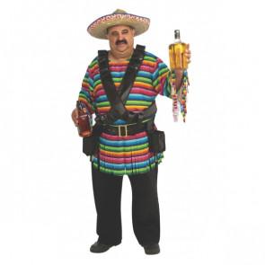 תחפושת מקסיקני נוער/ מבוגרים
