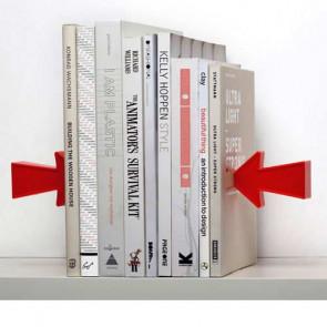תומך ספרים חץ באויר