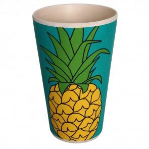 כוס במבוק דגם אננס