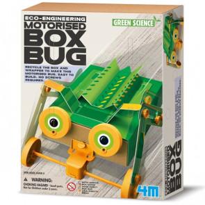 מעבדת הילדים - ערכת מדע ירוקה - חרק קופסה