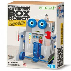 ערכת מדע ירוקה - רובוט קופסא