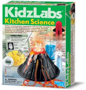 מעבדת הילדים -  מדע במטבח