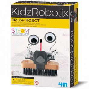 מעבדת הילדים - רובוט מברשת