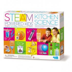 מעבדת הילדים - מדע במטבח - ערכה מורחבת