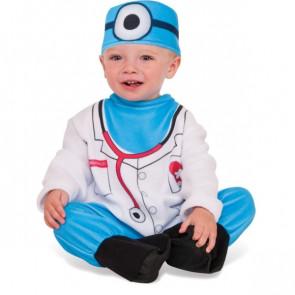 תחפושת בייבי דוקטור לפעוטות של חברת רוביס