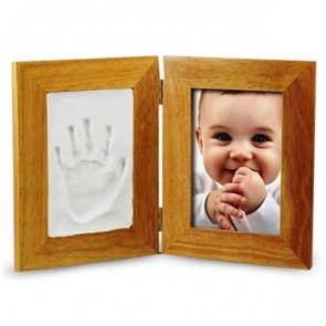 מסגרת להטבעת כף יד של תינוק