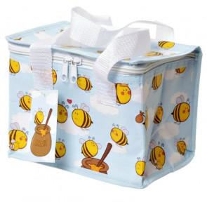 תיק אוכל תרמי דבורים