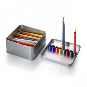 חנוכיה - לחשוב מחוץ לקופסה