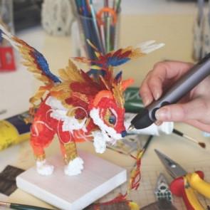 עט ליצירה בתלת מימד - 3 Doodler Create
