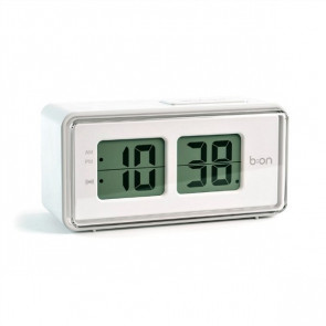 שעון מעורר רטרו  אלקטרוני Flip LCD
