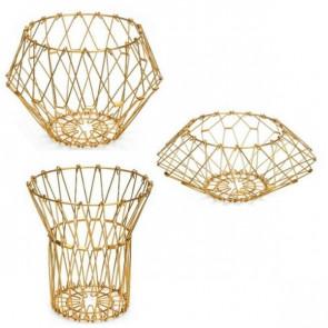 סל משנה צורה  Multi Form - זהב