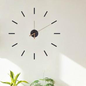 שעון קיר מעוצב להתאמה אישית - STICK TAK