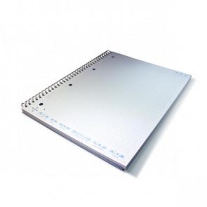 A5 Notebook- מחברת משבצות לעט חכם Symphony