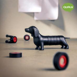 סט מגנטים כלב נקניק - QUALY