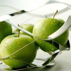 קערת פירות מגזרת נייר