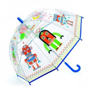 מטריה - רובוטים DJECO