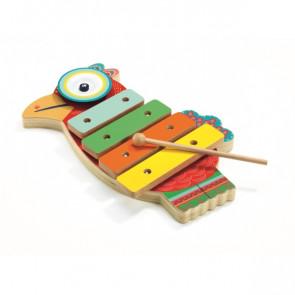 כלי נגינה - קסילופון DJECO