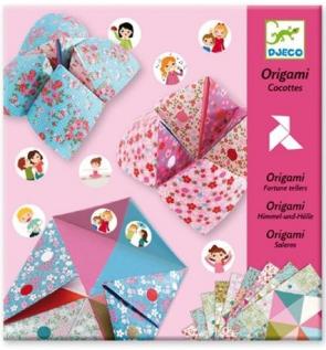 יצירה אוריגמי עתידות DJECO