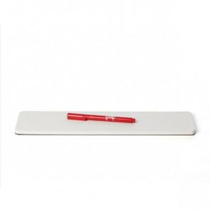 פד למקלדת לבן -  60דפים לבנים מודפסים בגריד יחודי