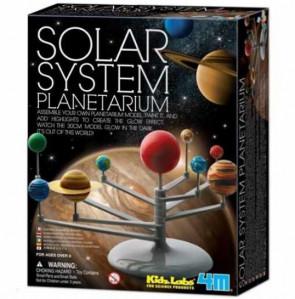 מעבדת הילדים - מערכת השמש
