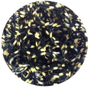 מארז 600 גומיות+24 סוגרים לריינבו לום - Rainbow Loom - עכביש זוהר בחושך