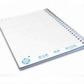 A4 Notebook- מחברת שורות לעט חכם Symphony